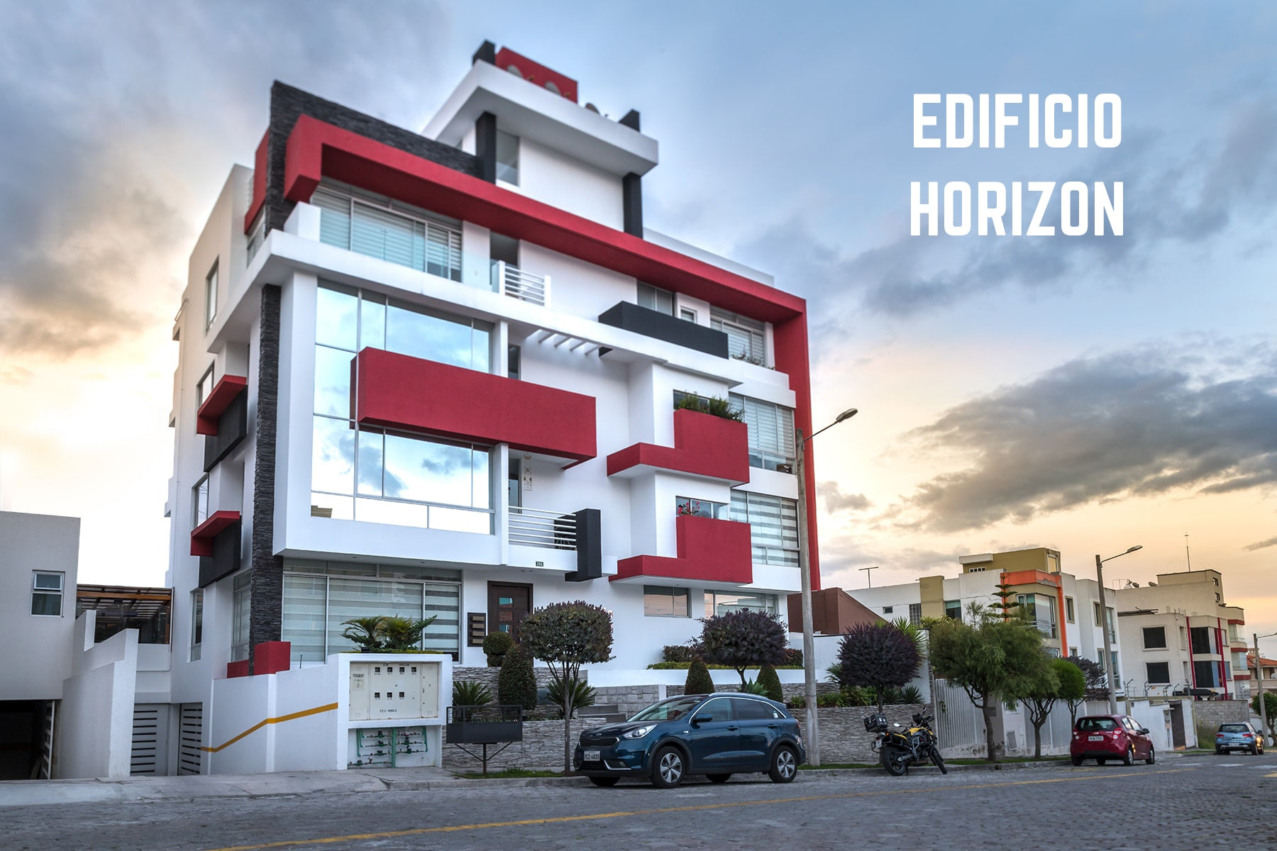 edificio horizon